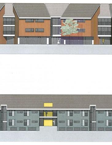 facades projet